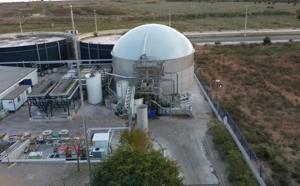 Aqwise - Anaerobic Wastewater Treatment
