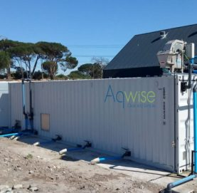 Aqwise - AGAR® PnP – decentralized/prefabricated units