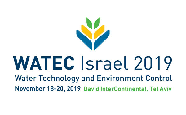 Join Aqwise at WATEC Israel 2019